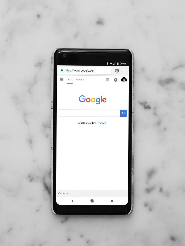 Google My Business para agencia de viajes online