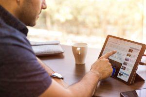 Titulares y párrafos para dispositivos móviles